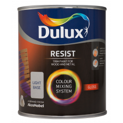 Dulux Resist Gloss base...