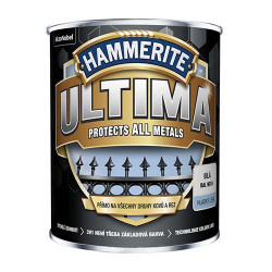 Hammerite ULTIMA černá 0,75L