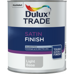 Dulux Trade Satin Finish...