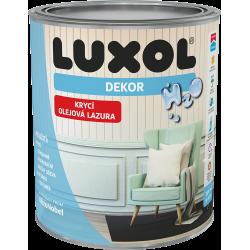 LUXOL DEKOR tmavě šedá 0,75l