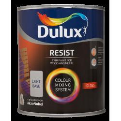 Dulux Resist Gloss base...