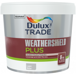 Dulux Trade Weathershield...