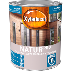 Xyladecor Natur PRO sipo 0,75L